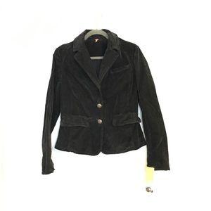Free People corduroy jacket
